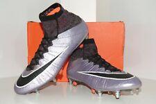 Nike Mercurial Superfly IV FG Pro UK 9 US 10 Football Boots Vapor Elite
