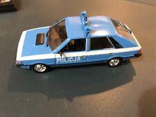 1/43 ALTAYA / ixo Diecast model FSO Polonez 1500 Milicja Polish POLICE Car