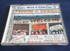 """Tower Of Power – Soul With A Capital """"S"""" - The Best Of Tower Of Power CD"""
