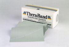 TheraBand 101018 Exercise Band, 50 Yard - Silver