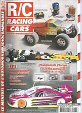 R/C RACING CAR N°126 NITRO BALSTER AVIORACING / ASSO TC3 FACTORY TEAM / LRP Z12R