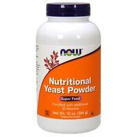 NOW Foods Nutritional Yeast Powder, 10 oz.