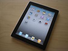 Apple iPad 2 16GB, Wi-Fi, 9.7in - Black (MC769LL/A) iCloud