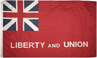 3x5 Liberty and Union Taunton Premium Quality Flag 3'x5' Banner Grommets