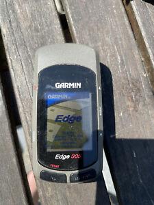 Garmin Edge 305 cycle computer + accessories