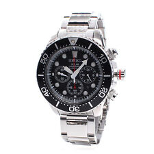 Seiko Silver Stainless-Steel Bracelet Mens Watch SSC015P1