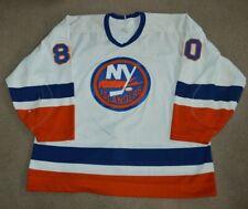 Scott Gordon New York Islanders 1993 Game Worn Used CCM Jersey Authentic