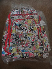 Ju Ju Be Hello Sario Hello kitty BRB Be right back diaper backpack jujube New