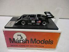 Marsh Models 1972 Shadow Mk Iii Jackie Oliver 1/43