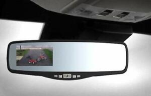 """Peak Rearview Backup Camera Mirror System 11""""  with 3.5"""" Color LCD Monitor"""