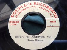 Hear Rare Halloween Ghoul Rocker 45 : Tommy Hazard ~ IT ~ Double R 2-7940