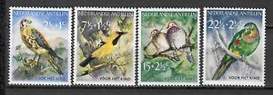 Neth. Antilles 1958 Wildlife Fauna Birds Vögel Oiseaux compl. set MNH