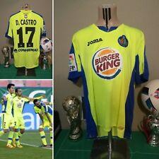 MATCH WORN shirt FOOTBALL ( GeTafe cF ) away ussed by DIEGO CASTRO 17 LFP futbol