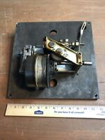 Vintage Silvertone PHONOGRAPH PFC-I - 5423 Part Motor & Board