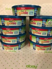 9 Lot Pack Playtex Baby Diaper Genie Refills Each 270 Count New