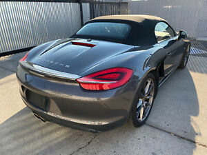 2013 Porsche Boxster S Convertible PDK Automatic 3.4L 315hp Loaded
