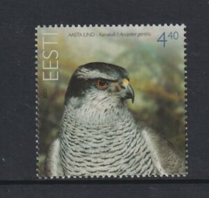 Estonie - 2005,4f40 Goshawk, Oiseau Tampon - MNH - Sg 484