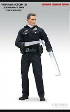 "SIDESHOW TERMINATOR 2, T-1000 EXCLUSIVE 1/6 FIGURE LIMITED EDITION 12"" Sideshow"