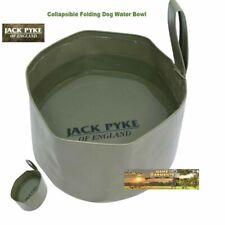 Jack Pyke Folding Dog Water Bowl / Animal / Outdoors / Travel