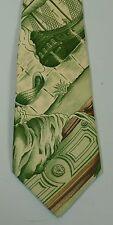 Hermès Krawatte/ Tie aus dem Seiden Carre ' AZULEJOS '  #14427