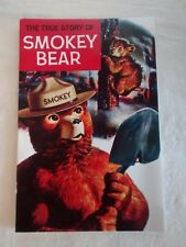 True Story of Smokey Bear Comic Book (1969) F/VF  Great Silver Age!