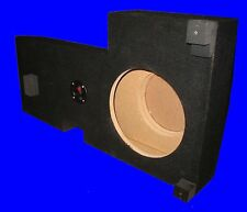 "CHEVROLET CHEVY TAHOE 2000-06 SIN 12"" DOWN FIRE BLACK SUBWOOFER ENCLOSURE BOX"