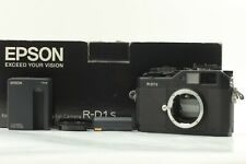 BOXED【NEAR MINT】Epson R-D1s Digital Camera 6.1 MP for Leica M Mount from Japan