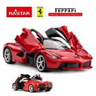 Remote Control Ferrari Model Rc Car 1:14 Scale Indoors Outdoors Toy Red