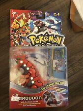 Pokemon Vintage Sealed Hasbro Toys - Groudon