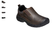 Keen Targhee III Slip-On Dark Earth/Mulch Loafer Shoes Men's US sizes 7-17 NEW!!