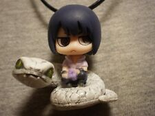 Naruto Sasuke Pet Snake Figure Charm Anime Necklace Cool Collectible Jewelry