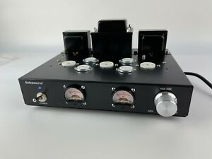 Nobsound 6P1 Vacuum Tube Amplifier Class A Single-Ended Stereo Desktop Audio Amp
