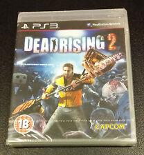 Dead Rising 2 PS3 edizione UK prima stampa New & Sealed