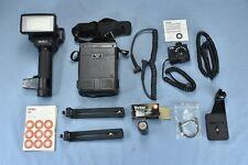 Vivitar Zoom Thyristor 365 Flash Attachment + Accessories + Battery Lvp-1 #08690