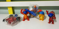 Lot of 5x Sydney 2000 Olympics Figurines Syd, Millie & Ollie 8cm Tall!