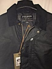 NEW WITH TAGS FILSON MADE IN USA COVER CLOTH MILE MARKER JACKET S
