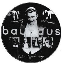 Bauhaus Vinyle Autocollant Bela Lugosi's Dead record goth gothic rock vinyle Vampire