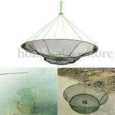 Portable Prawn Bait Crab Shrimp Net Drop Landing Fishing Pier Harbour Pond 40FT