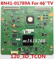 T-Con Board BN41-01789 A 120_3D_TCON Samsung UN46ES6500FXZA 6600 For 46''TV