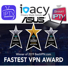 5 years Ivacy VPN pre-installed protect all connected devices ASUS Router