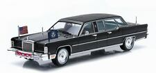 LINCOLN Continental de 1972 Voiture Présidentielle Ronald Reagan 1/43