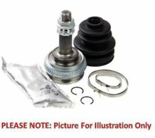 BMW X3 E83 2004-On SUV - Q-Drive Outer Driveshaft CV Joint Boot Kit Vehicle Part