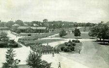 Fort Monmouth,NJ. Marching back to the barracks after a garrison parade