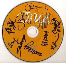 Glen Hansard and CAST SIGNED Once Musical CD Kazee Miloti Swell Season COA
