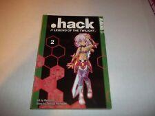 >Hack #2 Legend Of The Twilight by Rei Izumi, Tatsuya Hamazaki SC new Manga