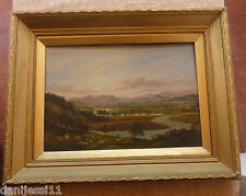 James G Burgess Strathearn Near Comrie picture framed