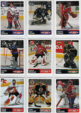 2002/03 Topps Total Hockey complete/finish your set you pick 25,  Stars, Inserts