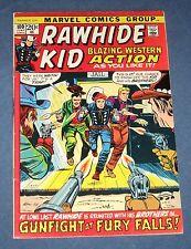 Rawhide Kid #100  June 1972  Origin Retold