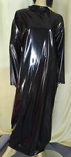 Zofenkleid Maid dress Cameriere vestono zofe devot NEU PVC lack schwarz Diargh
