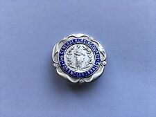 More details for 1924 the general nursing council for england&wales silver nurses pin badge